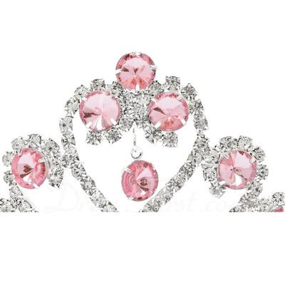 Lovely Rhinestone/Alloy Flower Girl's Headwear (042026797)