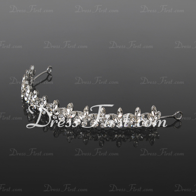Fashion Rhinestone/Alloy Tiaras (042017057)