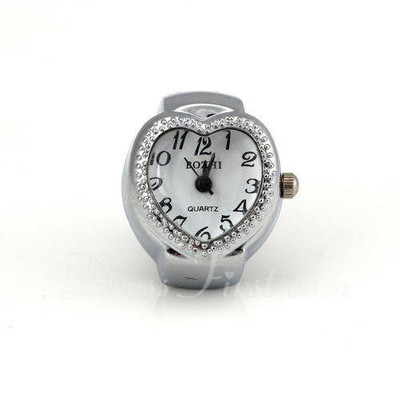 Heart Shaped Alloy Ladies' Watches (137055659)