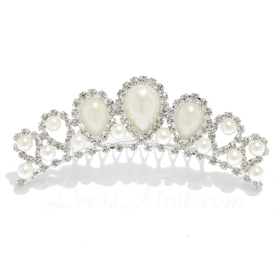 Fashion Alloy Tiaras (042015967)