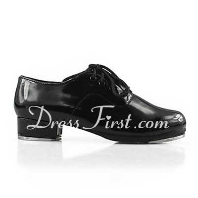 Women's Men's Unisex Leatherette Tap Dance Shoes (053013334)