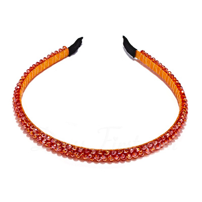 Gorgeous Rhinestone/Acrylic Headbands (042019231)