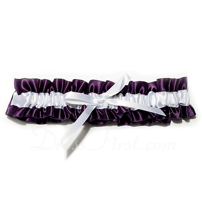 Amazing Satin Wedding Garters (104019788)