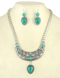 Beautiful Alloy Resin With Rhinestone Women's Jewelry Sets (011030515)