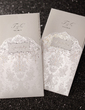 Personalized Classic Style Wrap & Pocket Invitation Cards (Set of 50) (114055075)