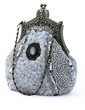 Elegant Satin Clutches/Wristlets (012028133)