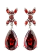 Chic Alloy With CZ Cubic Zirconia Ladies' Fashion Earrings (011036708)