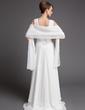 Chiffon Wedding Shawl (013016768)