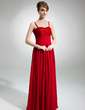 A-Line/Princess Sweetheart Floor-Length Chiffon Mother of the Bride Dress With Ruffle (008006491)