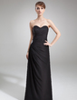A-Line/Princess Sweetheart Floor-Length Chiffon Mother of the Bride Dress With Ruffle Beading (008006492)