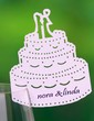 Wedding Cake Pearl Paper Place Cards (set of 12) (131037413)