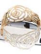 Bangles & Cuffs Alloy With Non Stone Women's Bracelets (011037554)