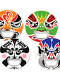 Exotic Peking Opera Bottle Openers (Set of 4) (052019983)