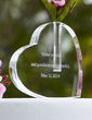 Personalized Heart Shaped Glass Cake Topper (119033773)