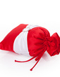 Lovely Satin With Bowknot/Rhinestone Bridal Purse (012029651)