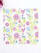 Flower Pattern Dinner Napkins (122039578)