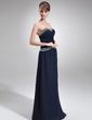 A-Line/Princess Sweetheart Floor-Length Chiffon Mother of the Bride Dress With Ruffle Beading (008016763)