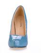Women's Patent Leather Stiletto Heel Pumps Platform Closed Toe shoes (085020561)