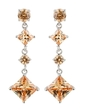 Exquisite Alloy With CZ Cubic Zirconia Ladies' Fashion Earrings (011036704)