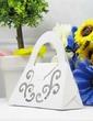 Laser Cut Flower Handbag shaped Favor Boxes (Set of 12) (050026302)