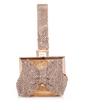 Shining Crystal/ Rhinestone With Bowknot Wristlets/Bridal Purse (012027086)