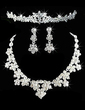 Gorgeous Alloy With Rhinestone Ladies' Jewelry Sets (011026642)