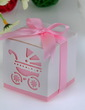 Baby's Day Out Cubic Favor Boxes With Ribbons (Set of 12) (050006682)