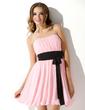 Imperialna Kochanie Krótka/Mini Chiffon Sukienka na Zjazd Absolwentów (022010736)
