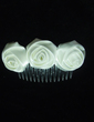 Lovely Satin Combs & Barrettes (042026180)