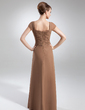 A-Line/Princess Sweetheart Floor-Length Chiffon Mother of the Bride Dress With Ruffle Beading (008015734)
