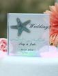Personalized Starfish Crystal Cake Topper (118030217)