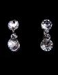 Gorgeous Legering/Strass Damer' Smycken Sets (011026641)