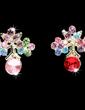 Beautiful Alloy/Rhinestones Ladies' Jewelry Sets (011028362)