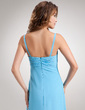 Empire Sweetheart Floor-Length Chiffon Chiffon Maternity Bridesmaid Dress With Ruffle (045004424)