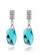 Elegant Alloy With Crystal Women's Earrings (011037020)
