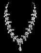 Unique Alloy/Rhinestones Women's Jewelry Sets (011028425)