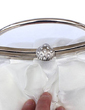 Elegant Satin Wristlets/Bridal Purse (012012260)