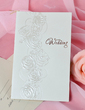 Floral Style Side Fold Invitation Cards (Set of 50) (114033302)