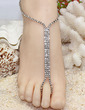 Rhinestone Foot Jewellery Accessories (107039376)