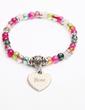 Personalized Artificial Tourmaline Ladies'/Child's Bracelets (011054919)