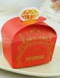 Diamond Design Favor Boxes (Set of 12) (050032969)