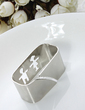 Personalized Lovely Girl&Boy Stainless Steel Napkin Rings (118030947)