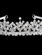Personalizado Crystal/Aleación Tiaras (042054425)