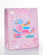 Lovely Cuboid Favor Bags With Ribbons (Set of 12) (050028645)