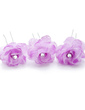 Beautiful Artificial Silk Hairpins(Set of 3) (042024261)