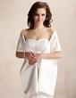 Satin Wedding Shawl (013020432)