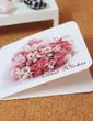 Blumen-Stil Side Fold Grußkarten (Satz 10) (114031191)