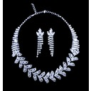 Charmen Legering/Strass Damer' Smycken Sets