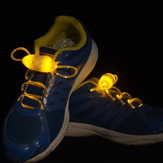 Rubber LED Luminous Shoelace Accessories