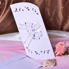 Artistic Style Tri-Fold Invitation Cards mit Bögen (Satz Von 50)